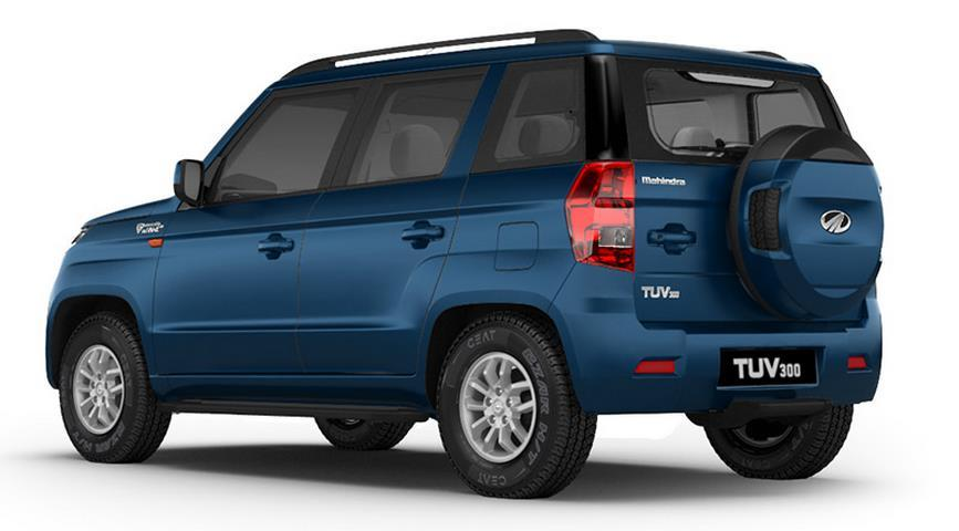 How S The Performance Of Mahindra Tuv300 In Comparison To