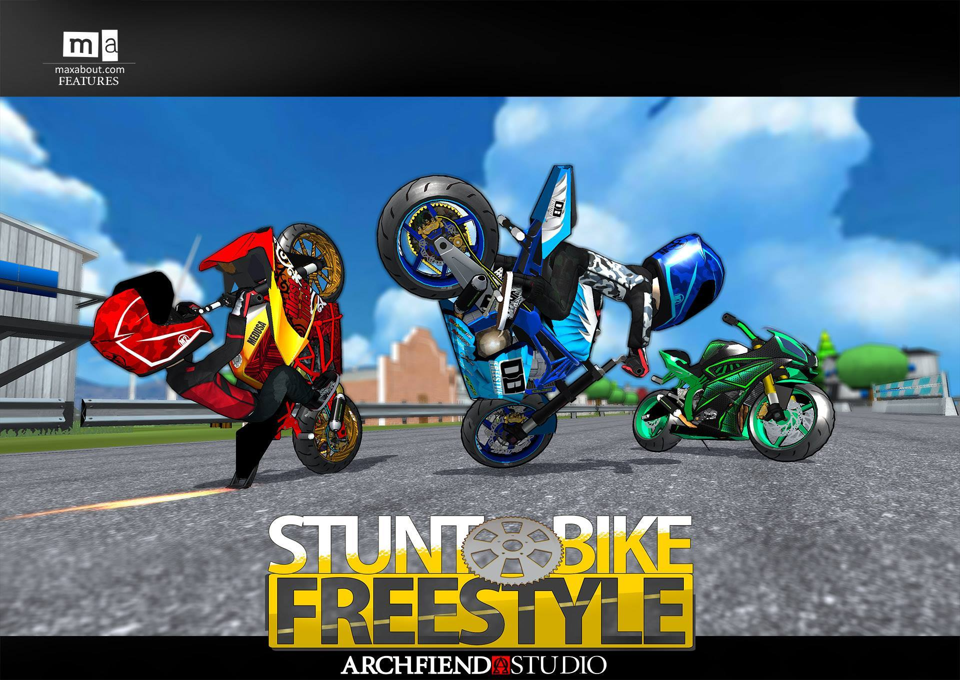 Super Stunt Bike Games Online - Bicycling and the Best .