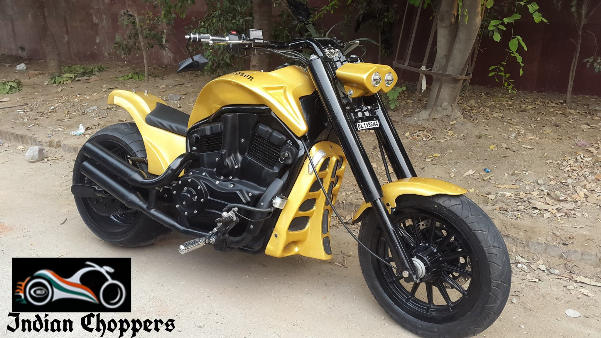 Bike Mods Gone Crazy From Harleys To Enfields