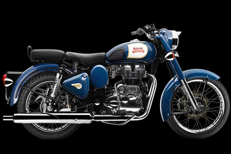 Royal Enfield Developing Twin Cylinder 600cc 650cc Motorcycle