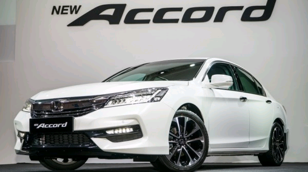 new car launches malaysiaHonda launches 2016 Accord Facelift in Malaysia  Car News