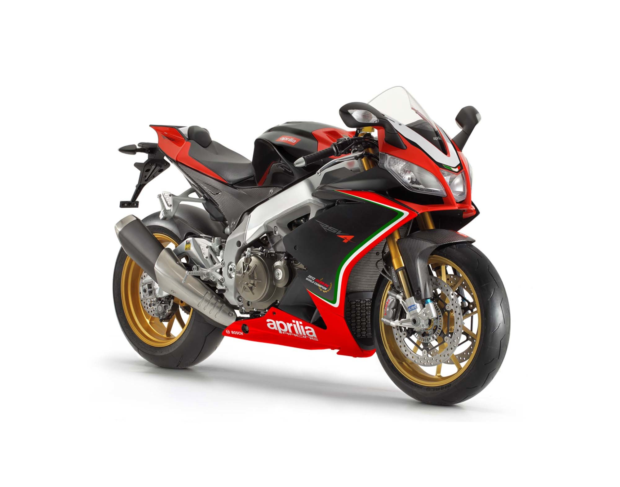 Auto Expo 2016: Aprilia Displays RSV4, RS-GP alongside the SR 150 - Bike News - Maxabout Forum
