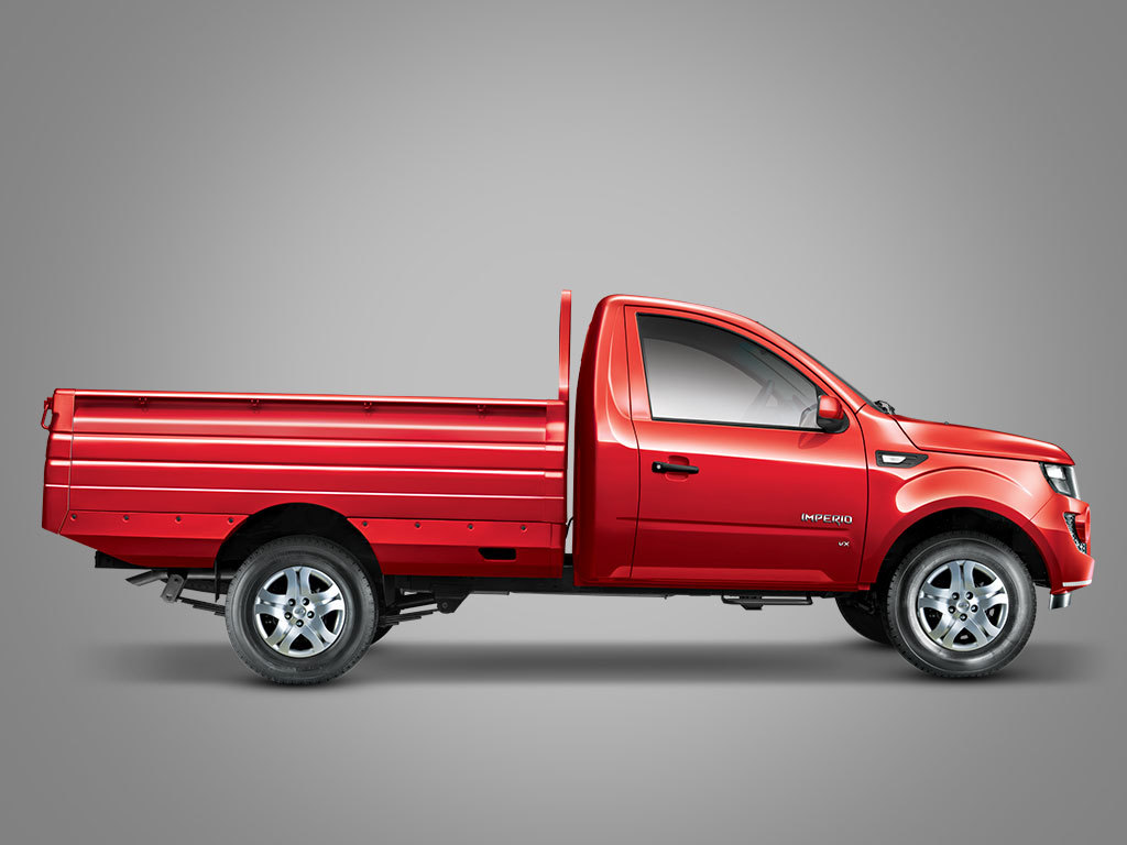 Mahindra Imperio Pickup Launched Inr 6 25 Lakh Car