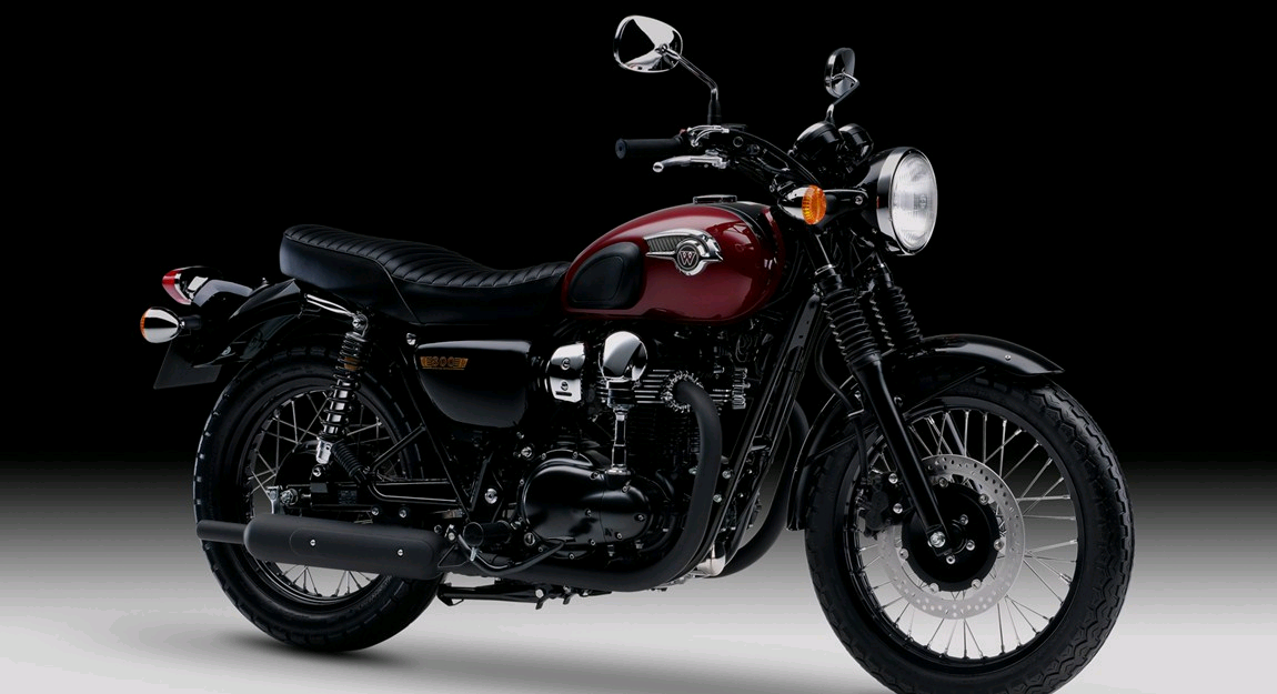 In This Segment Kawasaki W800 Falls The Same Category As Triumph Bonneville And Ducati Scrambler