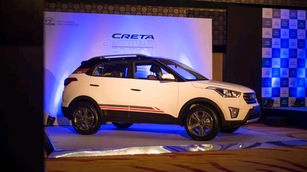 Hyundai Creta Launched In S Diesel Automatic Variant