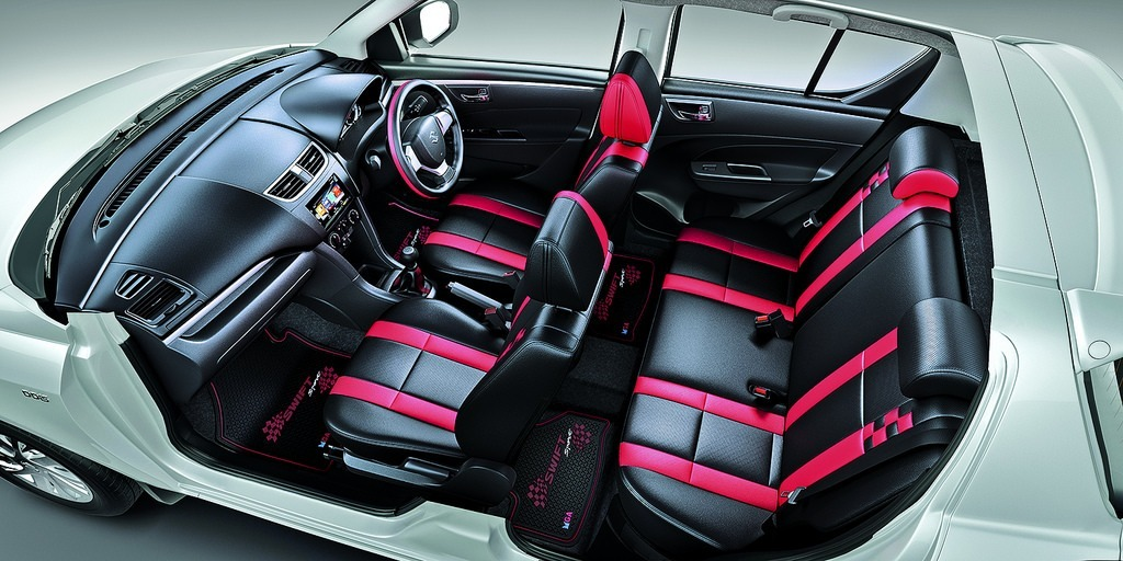 Complete list of special limited edition cars for diwali for Swift lxi o interior